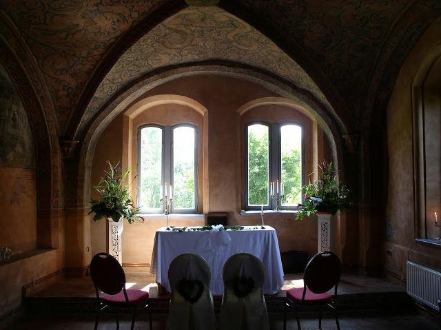 Beispiel: Schlosskapelle - Trauung, Foto: Schloss Neuhausen.