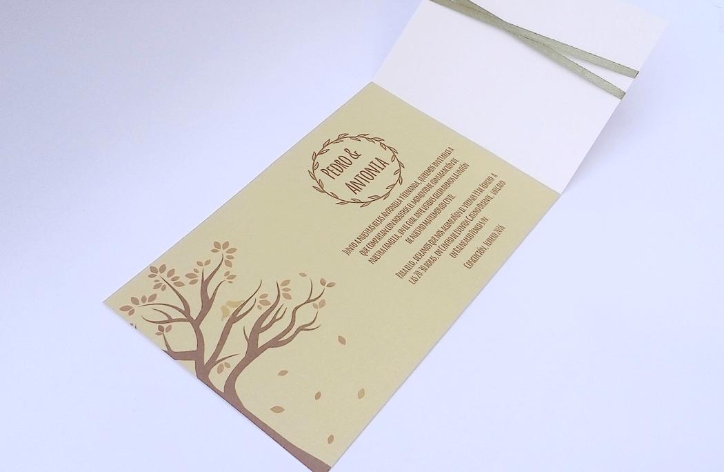 Invitación cod. 002