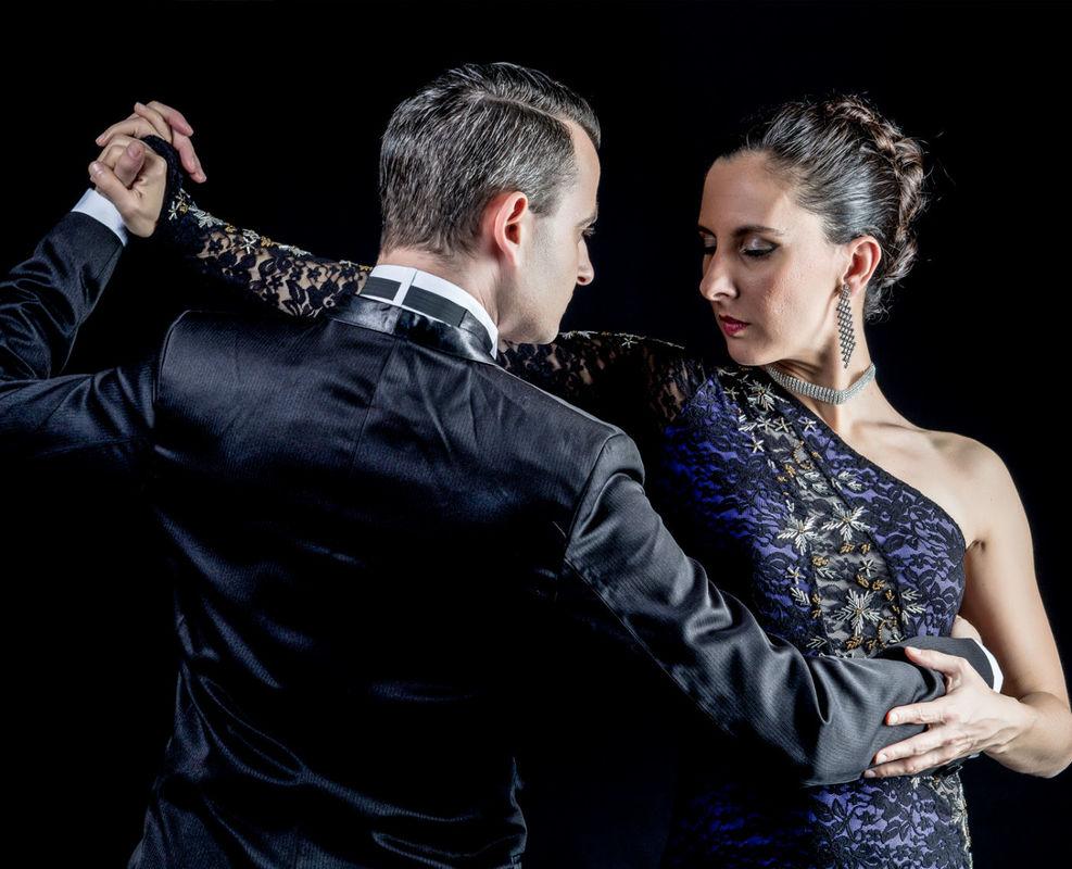 Tango - Sensualidad