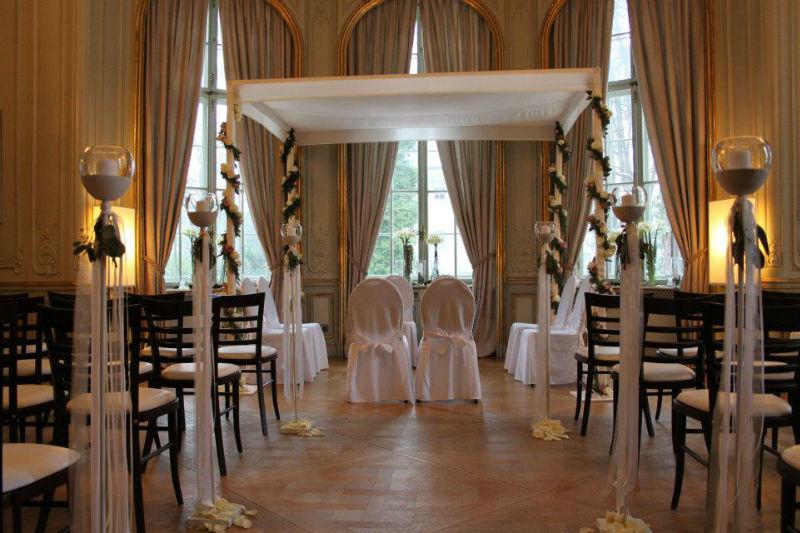 Beispiel: Auswahl der Location, Foto: Der Hochzeiter.