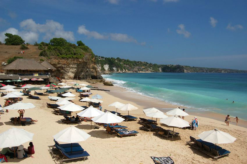 Dreamland, Bali - Indonesia en tus manos.