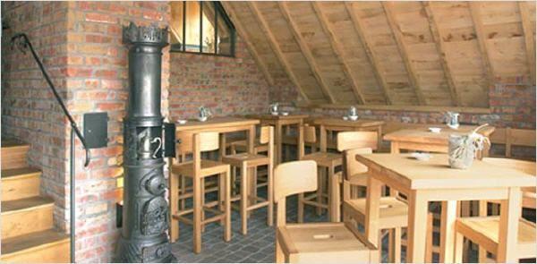Beispiel: Loggia, Foto: Alte Mainmühle.