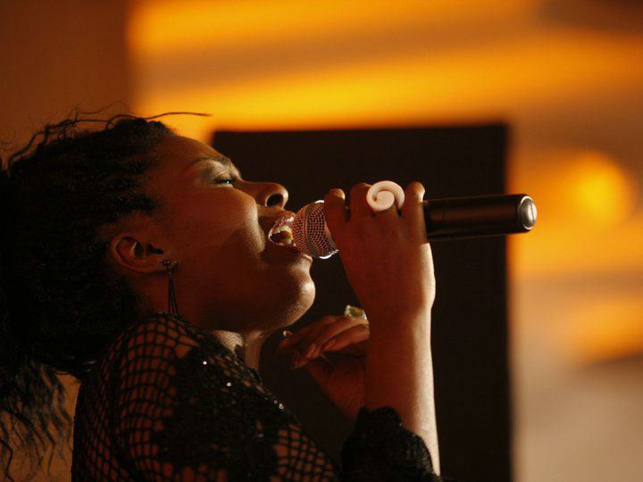 Beispiel: Gail Duncan, Foto: Word Up Music.