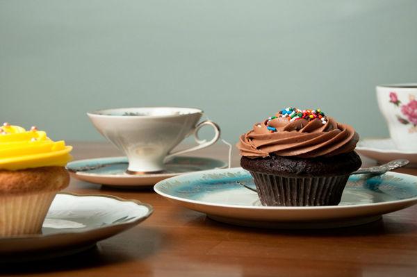 Beispiel: Cupcake & Coffee, Foto: Cupcake Berlin.
