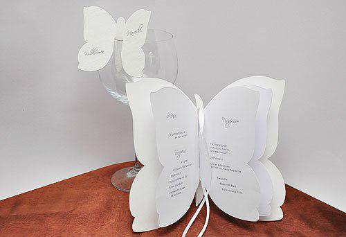 Beispiel: Kreative Ideen für Ihre Hochzeitspapeterie, Foto: BBFT-Atelier Manufaktur.