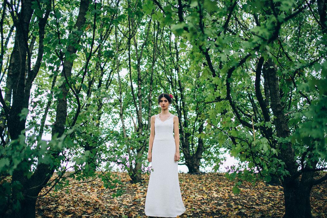 robe Garbo | Aurélia Hoang
