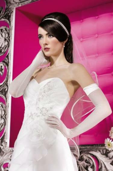 Beispiel: Die Braut von heute, Foto: Rafaela Brautmoden.
