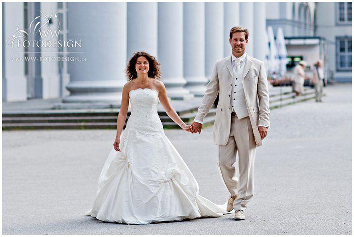 Beispiel: Professionelle Hochzeitsfotos, Foto: WW Fotodesign.