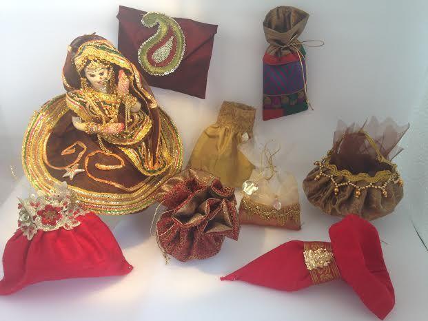 Rassa Dragées Panoplie de cadeaux d'invitées style oriental  exotique