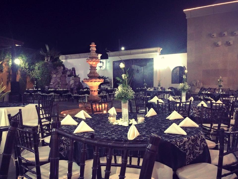 Hacienda real jard n de eventos bodas for Jardin quinta real cd obregon