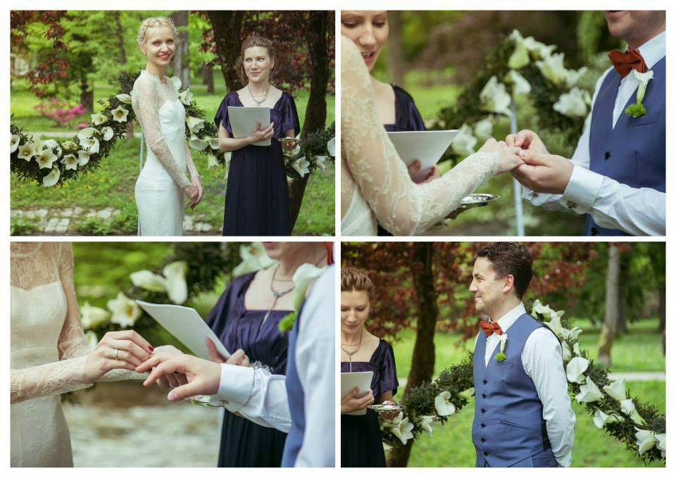 Beispiel: Zeremonie, Foto: Brenners Park-Hotel & Spa.
