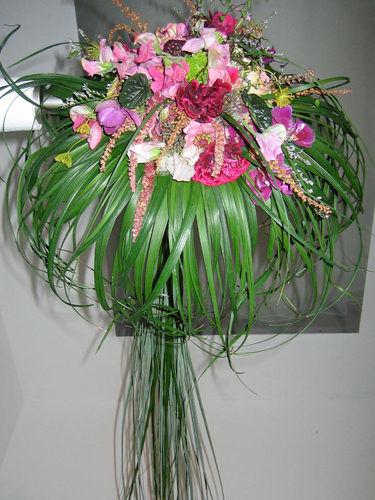 Beispiel: Hochzeitsflorisitk, Foto: Krätzer Blumen.