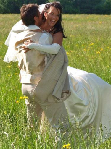 Beispiel: Brautmode für jeden Geschmack, Foto: Traut euch Brautsalon.
