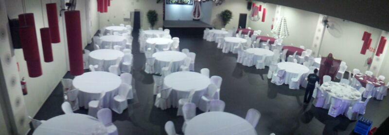 mesas para banquetes