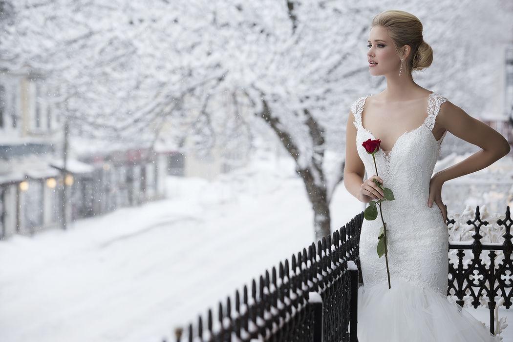 Justin Alexander Vestidos de novia en México
