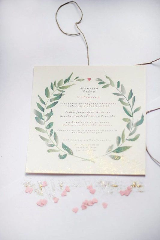 Design exemplo convites