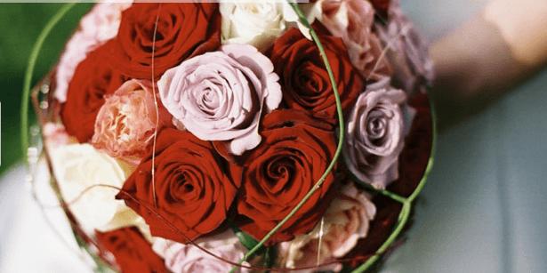 Beispiel: Wunderschöne Brautsträuße, Foto: L'arrangement.