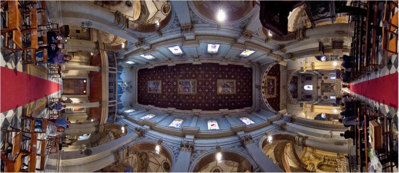 Matrimonio religioso. La cattedrale di Lecce
