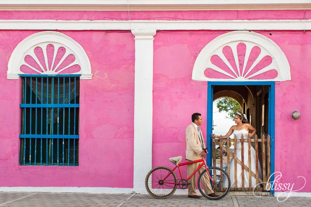 Trash the Dress. Veracruz
