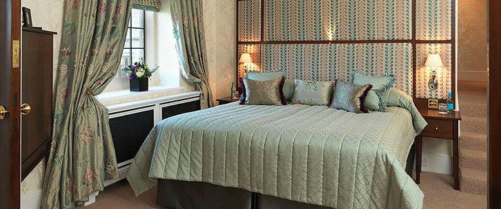 Decoración e Interiorismo. Inspiración Dormitorio por Osborne& Little.