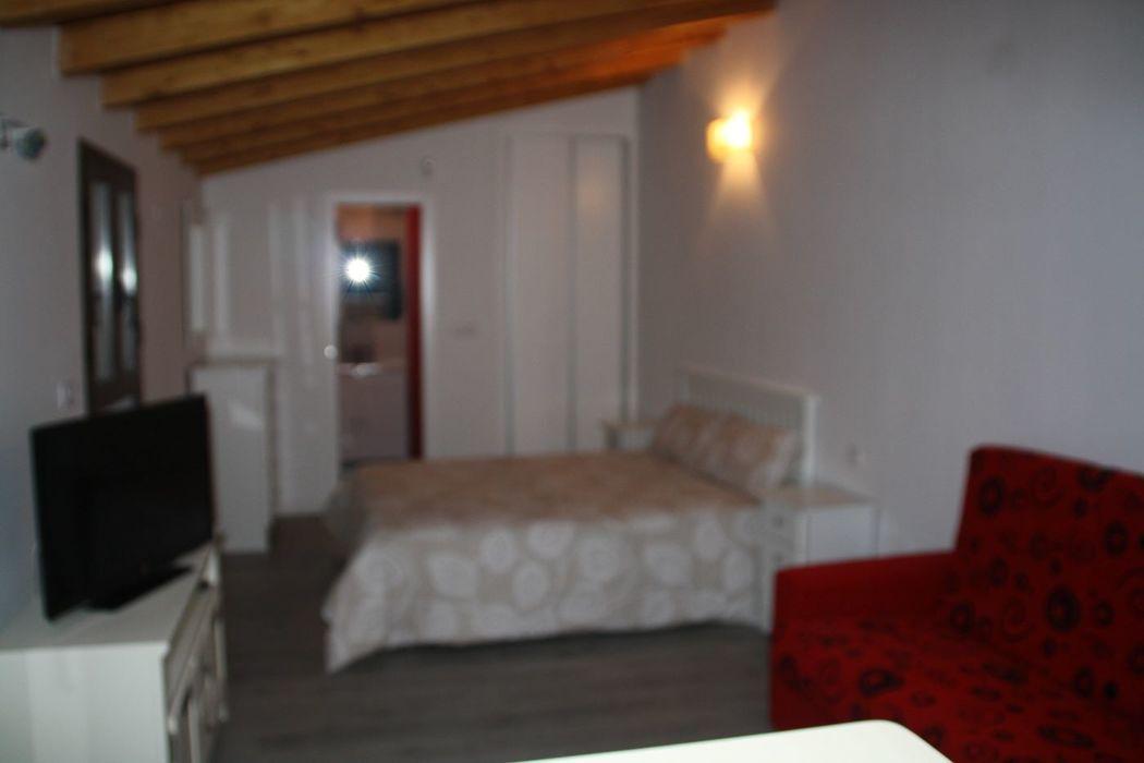 Loft suite para los novios