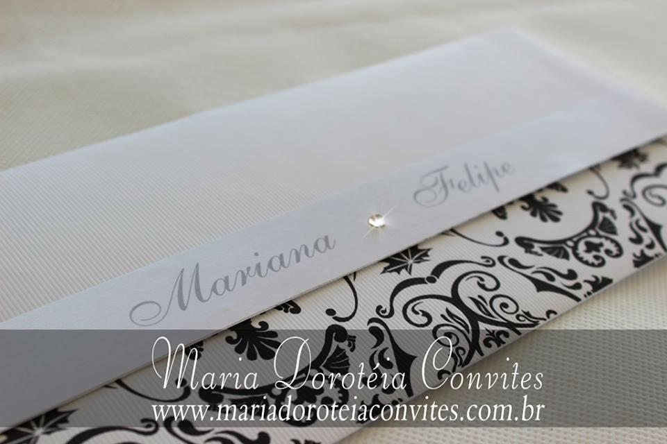 Maria Dorotéia Convites