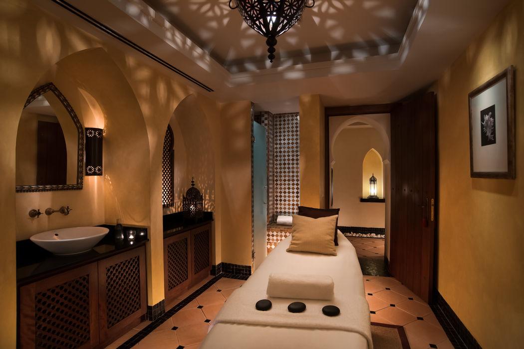 Sala tratamiento Heavenly Spa by Westin