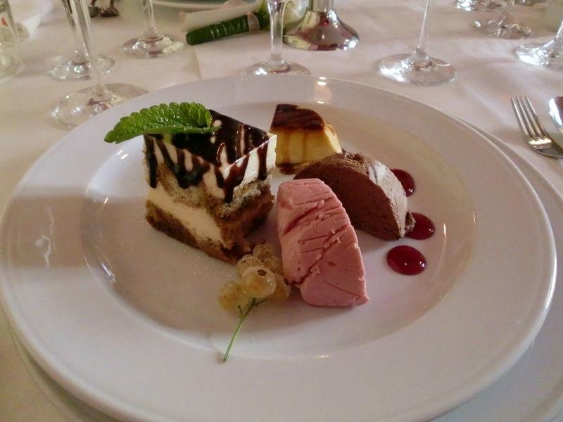 Beispiel: Süße Desserts, Foto: Lucia Sposa.