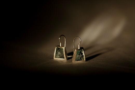 Beispiel: Ohrringe, Foto: Schmuckatelier Gabi Stuhr.
