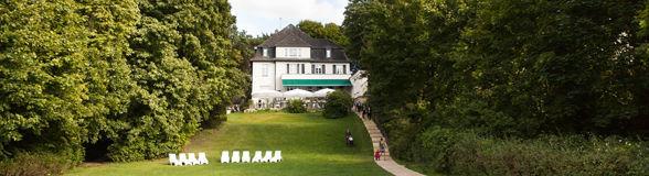 Beispiel: Terrasse und Garten, Foto: Villa Blumenfisch.