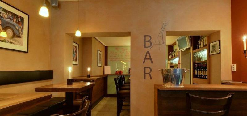 Beispiel: Bar, Foto: Le Barestovino.