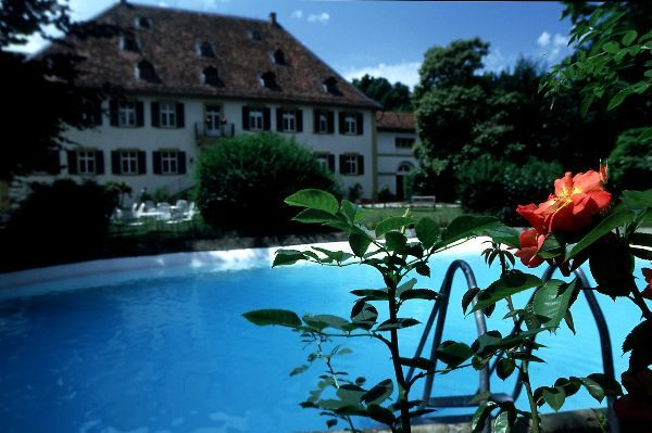 Beispiel: Swimmingpool, Foto: Schloss Heinsheim.
