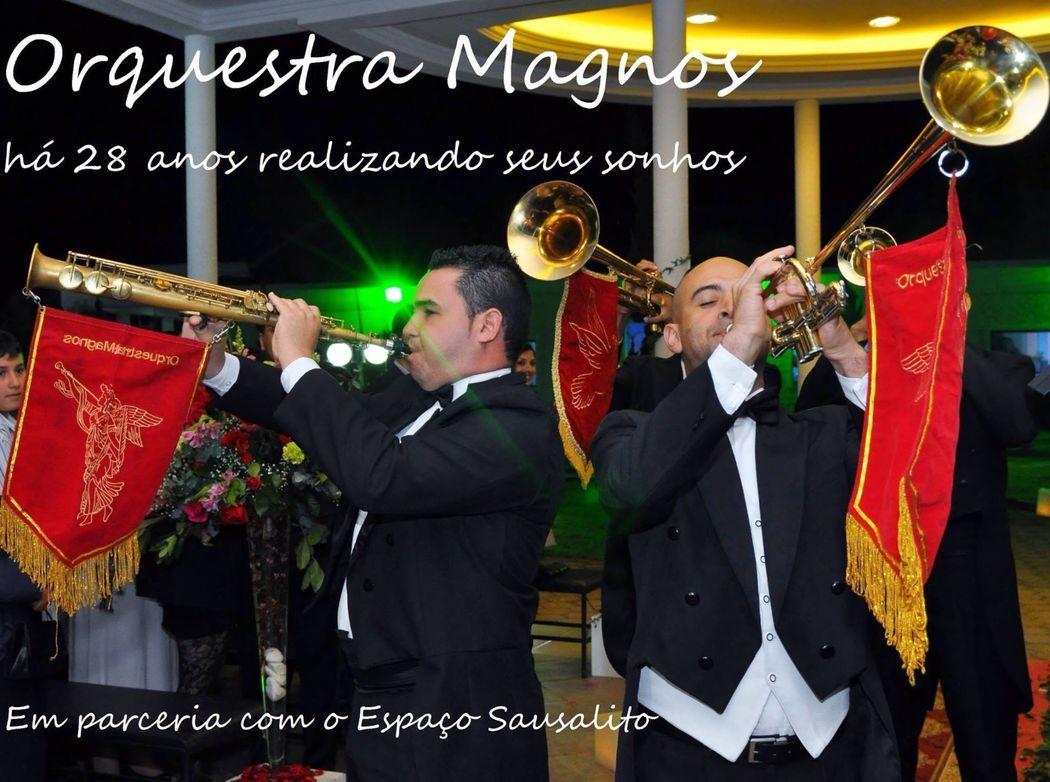 Orquestra Magnos no Espaço Sausalito