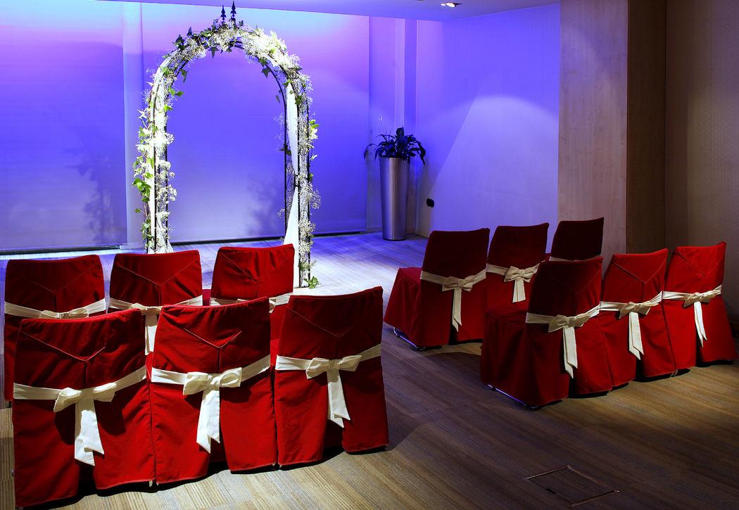 Ceremonia Civil en Salón