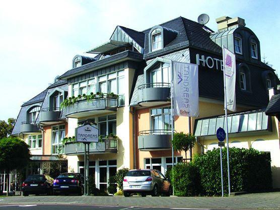 Beispiel: Außenansicht, Foto: Hotel Restaurant Tandreas.
