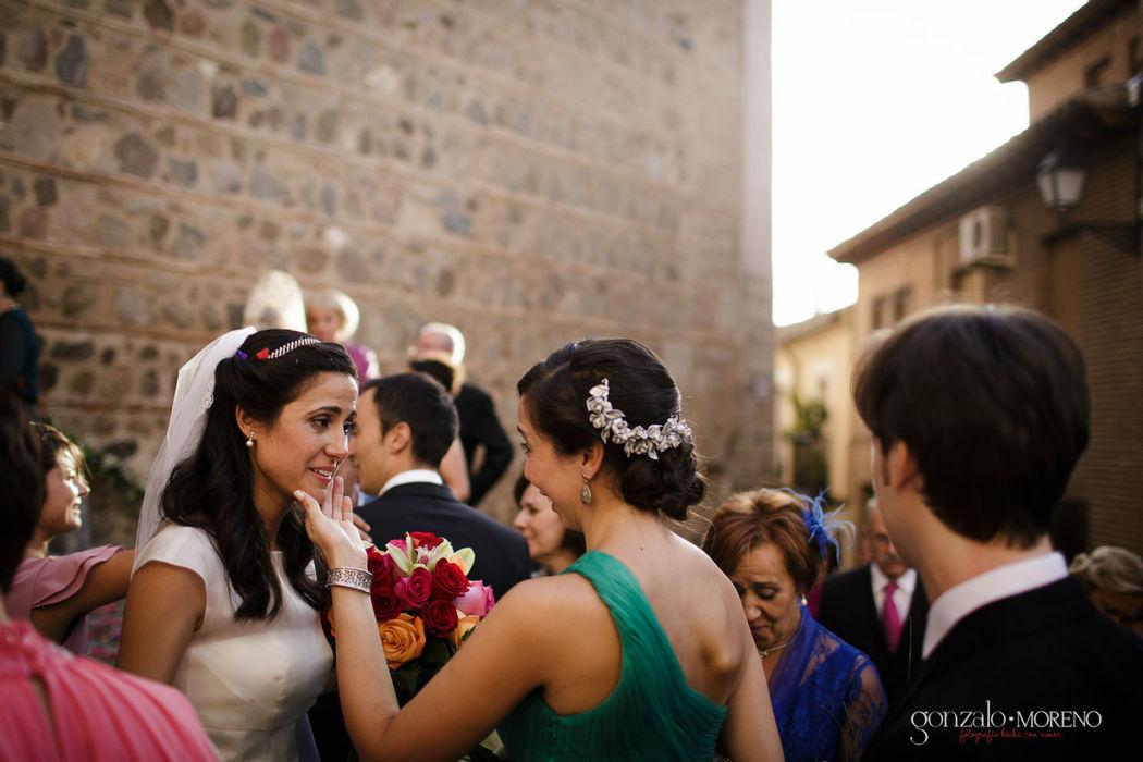 Emociones intensas vividas en una boda.