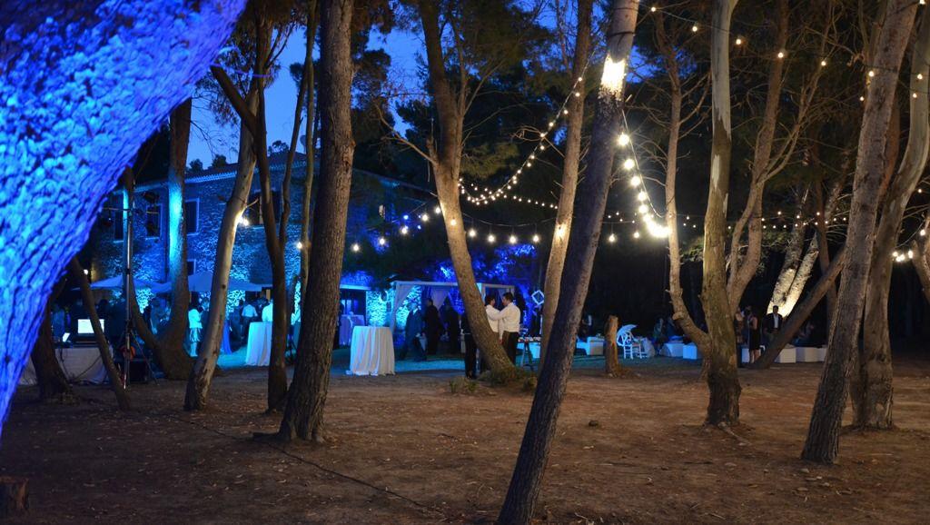 Private Gardens of Villa Sirena