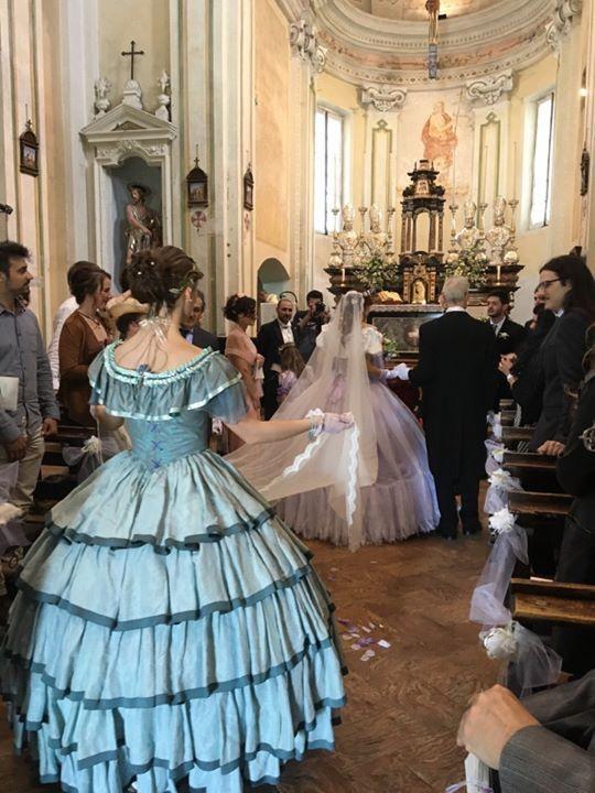 Matrimonio ottocentesco
