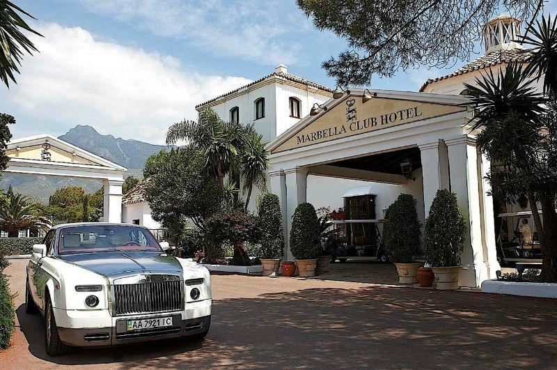 Hotel Marbella Club