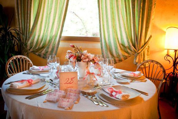 Tavola per matrimoni - La Buona Tavola Catering&Banqueting Firenze