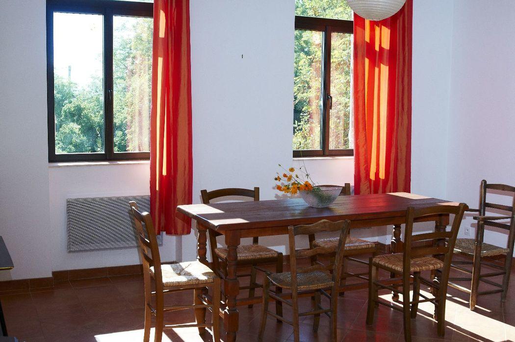 Un salon dans les logements