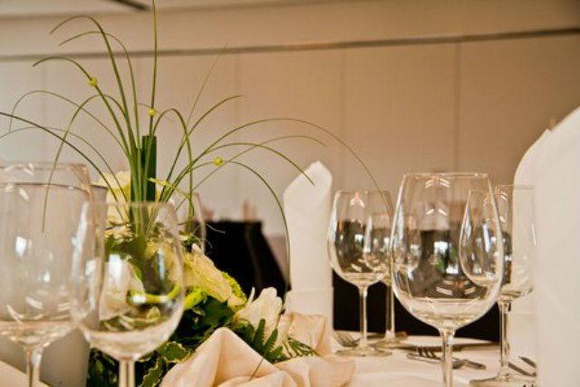 Beispiel: Tischdekoration, Foto: Hotel VIVA CREATIVO.