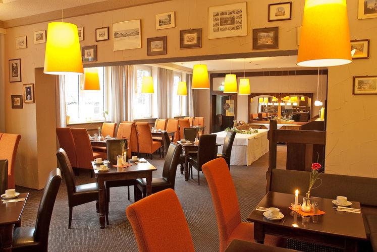 Beispiel: Restaurant, Foto: Best Western Parkhotel Krone.