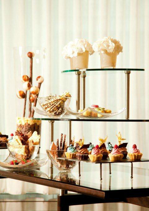 Beispiel: Dessertvariation, Foto: Park Hyatt Zürich Hotel.