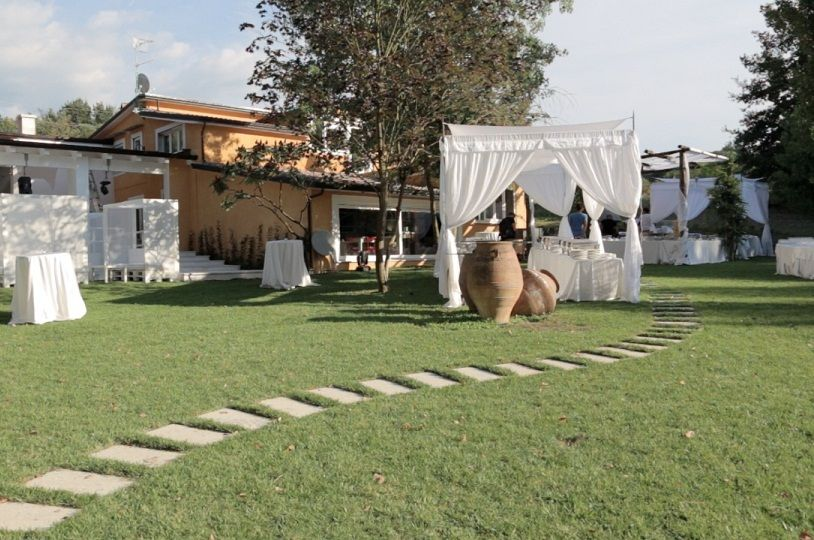 La Pampa Relais - Il tuo matrimonio immerso nel verde
