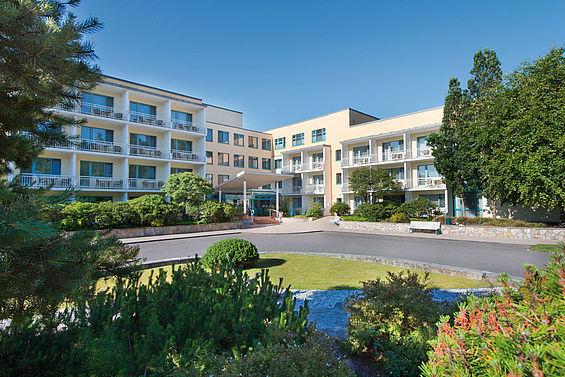 Beispiel: Das Hotel, Foto: Travel Charme Bernstein Prerow.