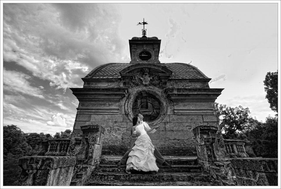 Beispiel: Einmalige Hochzeitsfotografie, Foto: Hochzeitsfotovideo.