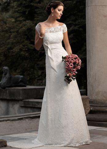 Suknia ślubna z kolekcji Margarett