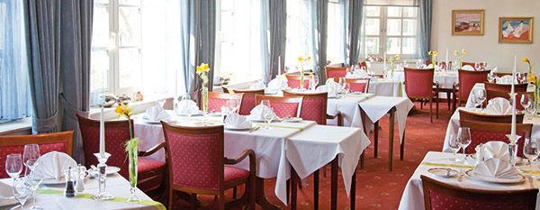 Beispiel: Restaurant, Foto: Hotel Landgut Horn.