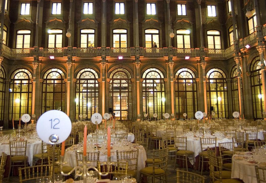 Foto: Palácio da Bolsa